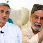Tareen assures Mengal of redressal of grievances