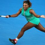 Serena edges out top seed Halep to reach Australian Open quarters