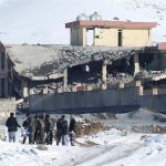 Taliban attack on Afghan security base kills 125
