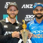 New Zealand, India first ODI in Napier today