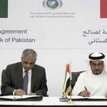 UAE formalizes $3bn package for Pakistan