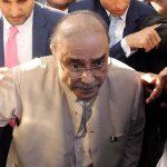 Court extends Zardari, Talpur's interim bail till Feb 14