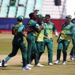 South Africa down Pakistan by  five wickets to level ODI series