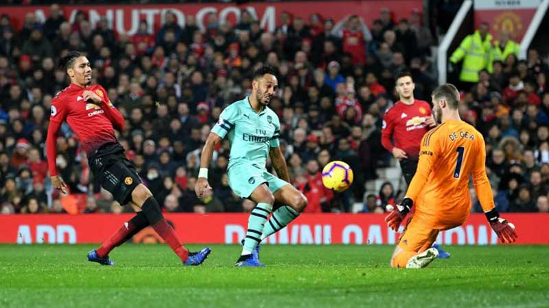 ef8eab41c2c FA Cup heavyweights Arsenal and Manchester United kick off fourth round  today