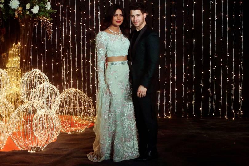 Priyanka Chopra Wedding.Priyanka Chopra And Nick Jonas Had Another Wedding Reception Daily