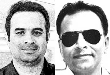 Dr Muhammad Babar Chohan and Dr Zahid ur Rehman