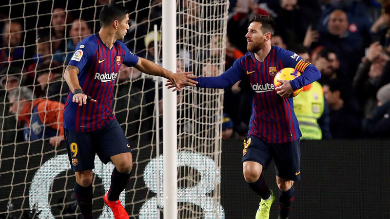 Inspirational Messi Rescues Draw For Barcelona In Thrilling Comeback