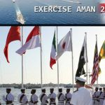 Five-day multinational maritime exercise 'AMAN-19' begins today