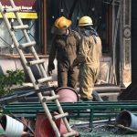 Fire at budget Delhi hotel kills 17