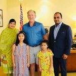 Pakistani tailor handpicked by George Bush Jr as his favourite