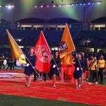 Pakistan Super League 4 commences with colourful and dazzling opening ceremony