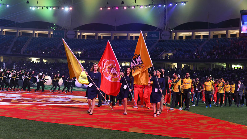 The Pakistan Cricket Board appoints new live production partner for PSL 2019