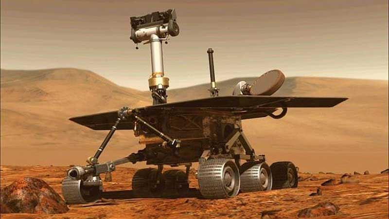 mars rover last message received - photo #12