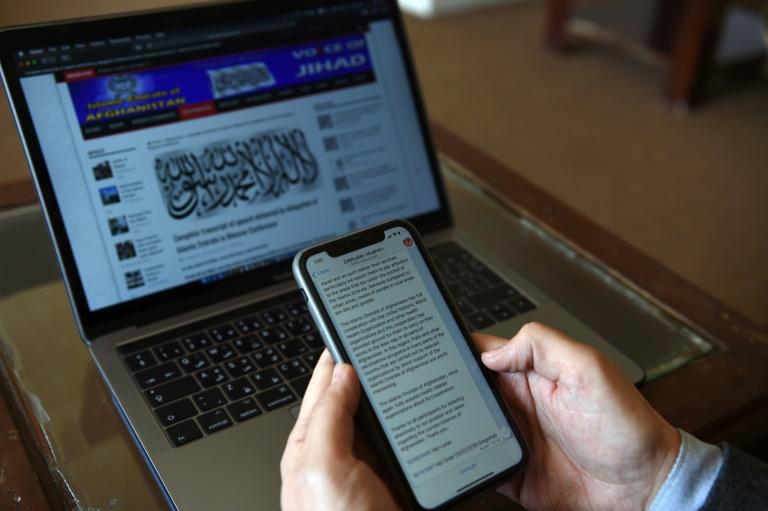 Taliban confront fake news and social media in propaganda war