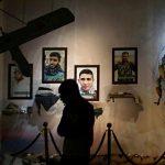 In heart of Baghdad, Daesh war museum honours fallen militiamen
