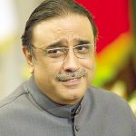Asif Zardari filed an application in SC to stop FIA investigation against him