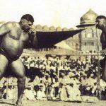 Gama Pehalwan — the undefeated star