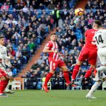 Real suffer shock home defeat to Girona, derailing title bid