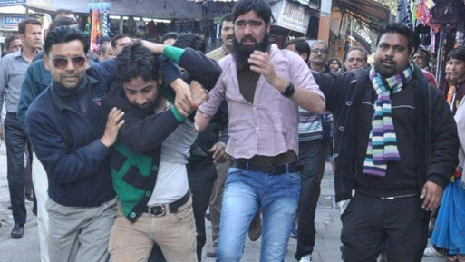 Kashmiri students targeted by angry mobs all across India