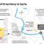 IS defends final pocket of dying 'caliphate' in Syria