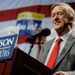 Weld says six more years of Trump 'antics' would be bad for America