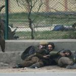 Four Indian Soldiers and a Kashmiri Youth killed in Pulwama