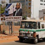 Fireballs and lights: Senegal's president promises a brighter future