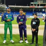 PSL 2019: Sultans set 161-run target for Gladiators
