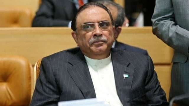 Siraj Durrani arrest: Zardari calls for amendments in NAB laws
