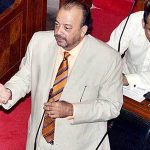 Agha Siraj Durrani presented in accountability court