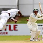 Sri Lanka shine with the ball before South Africa fight back
