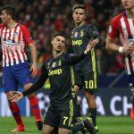 Atletico Madrid stun Ronaldo's Juventus