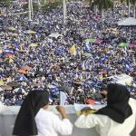After bloody protests, Nicaragua's president wants dialogue for peace