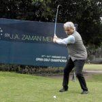 Shabbir Iqbal sparkles in 6th JA Zaman Open Golf Championship