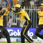 Spirited Peshawar pummel sloppy Karachi by 44 runs