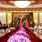 Saudi crown prince meets Chinese president, bags oil deal