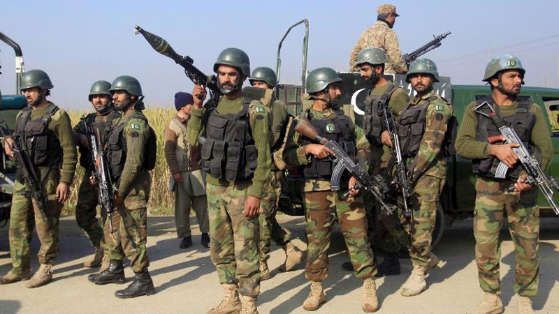 Fully prepared to give 'surprise' to India: army