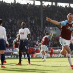 Harry Kane scores on return but Spurs fall at Burnley