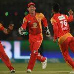 Defending champions Islamabad knock out Peshawar by 12 runs