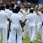Sri Lanka defy the odds to claim historic Test series win