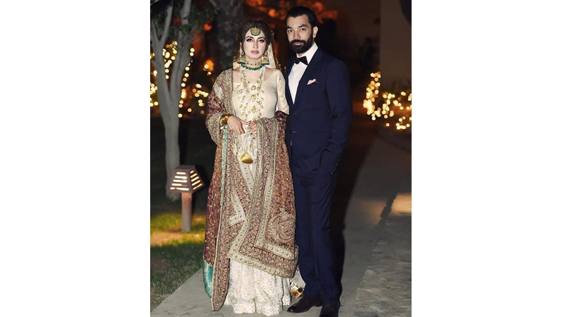 Ali S Wedding.Iman Ali S Wedding Concludes With Valima Reception Daily Times