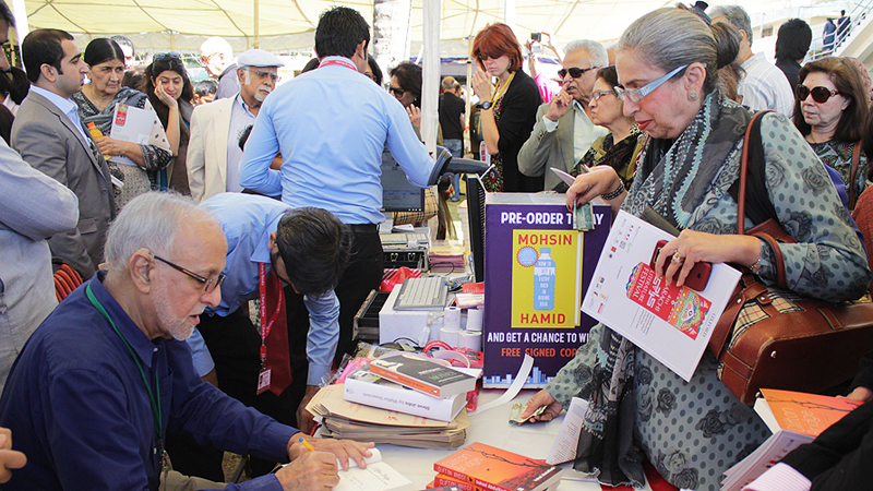 10th Karachi Literature Festival concludes on a high note - Daily Times