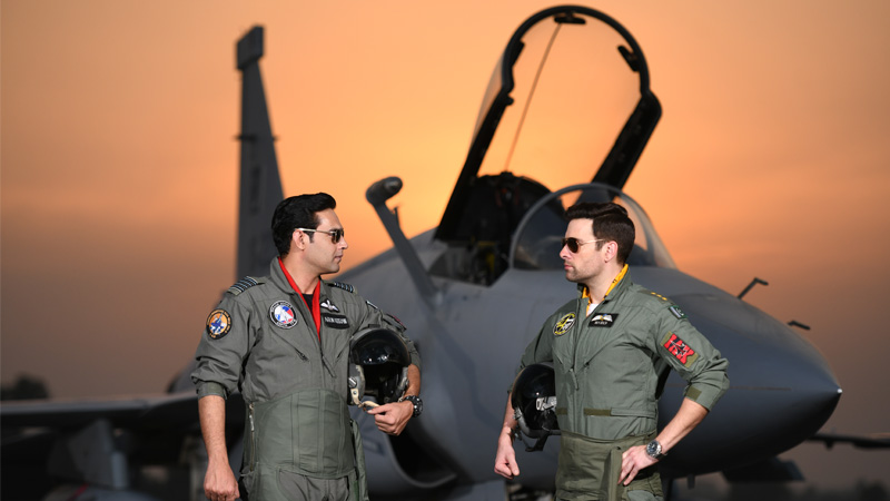 I play an Indian pilot not inspired by Abhinandan' - Daily Times
