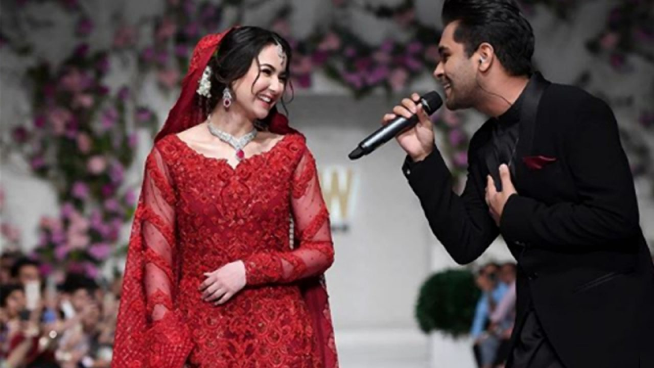 Asim Azhar addresses rumours of dating Hania Aamir - Daily Times