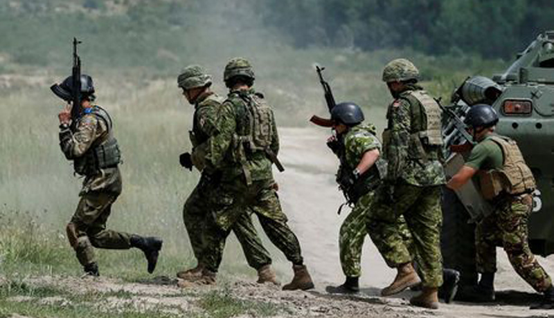 Canada extending military deployments to Ukraine until 2022, Iraq until 2021
