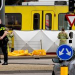 Panic as man guns down three at Dutch city tram