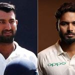 Pujara or Pant — Ganguly suggests extreme No. 4 choices for India