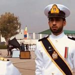 Bilal Abbas Khan's avatar as a navy officer makes an impression