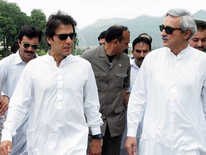 PTI's disqualified leader Jahangir Tareen attends cabinet meeting - Daily  Times