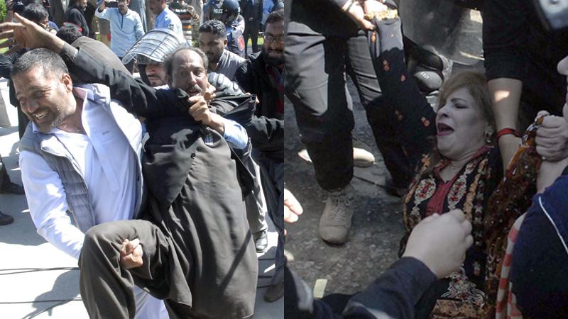 PPP under siege